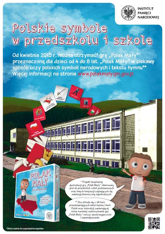 Polak Mały - akcja - plakat